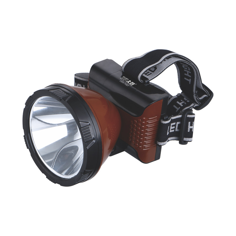 LED 大功率锂电头灯